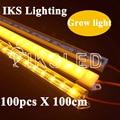 100pcs 1m 5730 grow light  SMD5730 Hydroponic Systems Led Plant grow light  Led Grow Strip Light  Full specture Grow Box