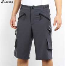 ARSUXEO Men Bike Cycling Shorts Underwear Outdoor Sports Downhill MTB Road Mountain Bicycle Cycle Wear Clothing
