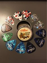 12 Colorful Guitar Picks | Great Gift For Guitar Players