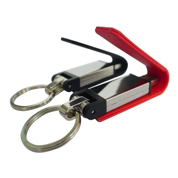 Key Ring leather mini high speed pen dirve usb 2.0 pendrive 64GB Memory Saver device usb flash drives 64