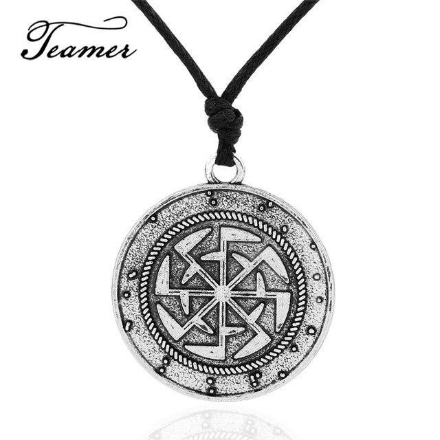 Aliexpress Buy Teamer Vintage Pagan Talisman Magic Charm