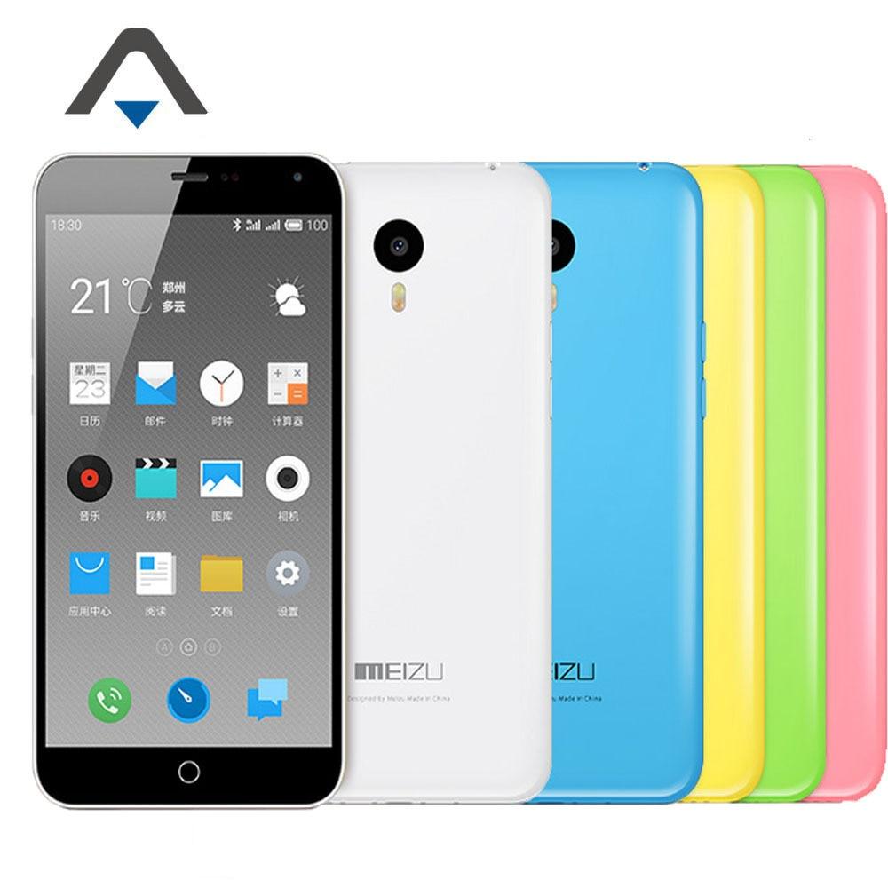 Original Meizu M1 Note 4G LTE CellPhone FHD 5 5 MTK6752 Octa Core 1 7GHz 1920x1080