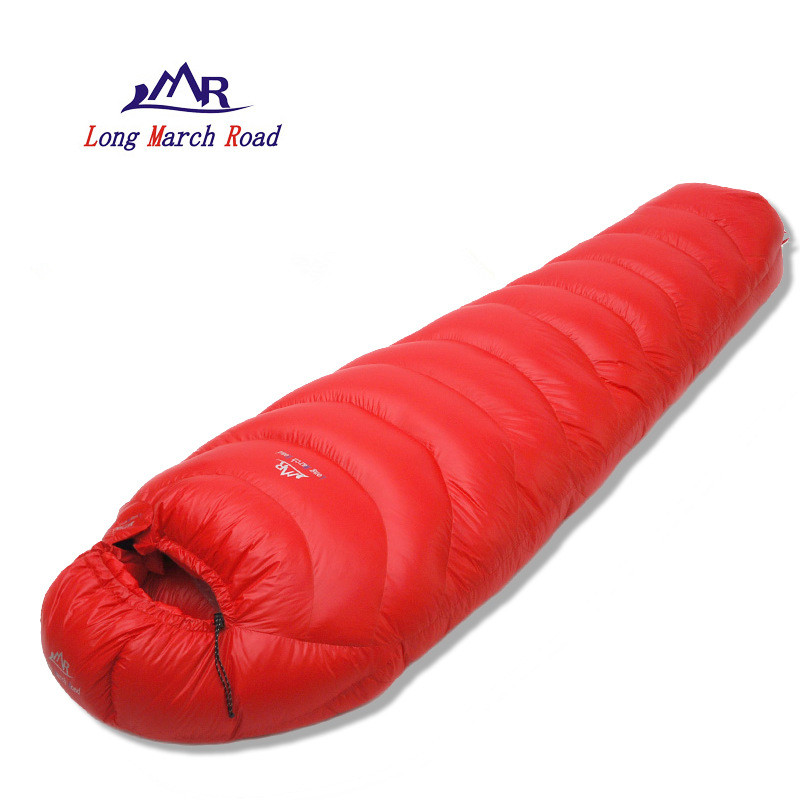 Goose down 2000g Filling Ultra-light down outdoor goose down outdoor adult breathable thickening sleeping bag goose down 400g filling 6c 13c ultra light down outdoor goose down sleeping bag outdoor adult breathable thicken sleeping bag