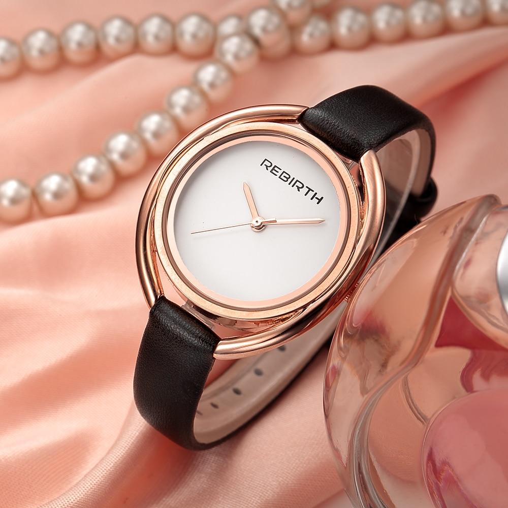 722a405ae نهضة المرأة الساعات السيدات ساعة اليد للنساء بسيطة - المجوهرات والساعات
