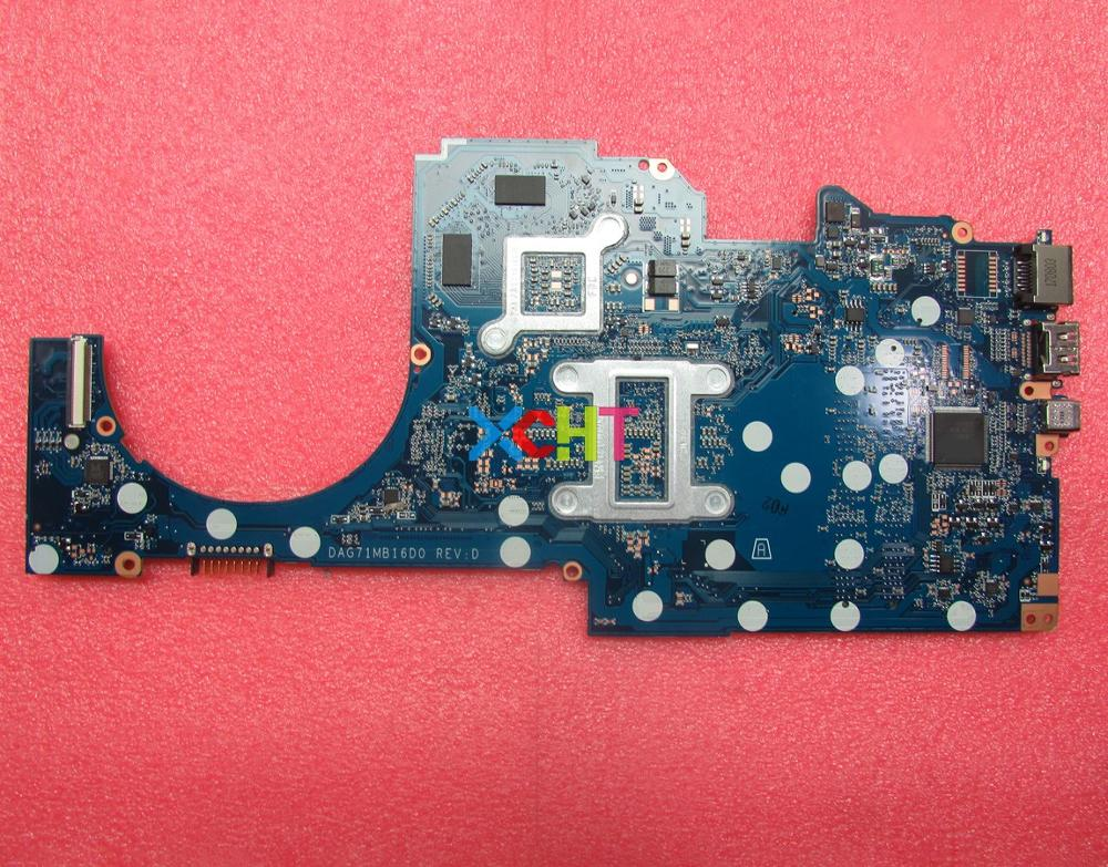 Image 2 - XCHT for HP Pavilion 15 15 CC 15T CC500 Series 927268 601 927268 001 DAG71MB16D0 940MX 2GB i7 7500U Laptop Motherboard Tested-in Laptop Motherboard from Computer & Office