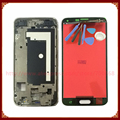 Black White For Samsung Galaxy S5 G900F LCD Display + Touch Screen Digitizer With Frame + Tools Free Shipping