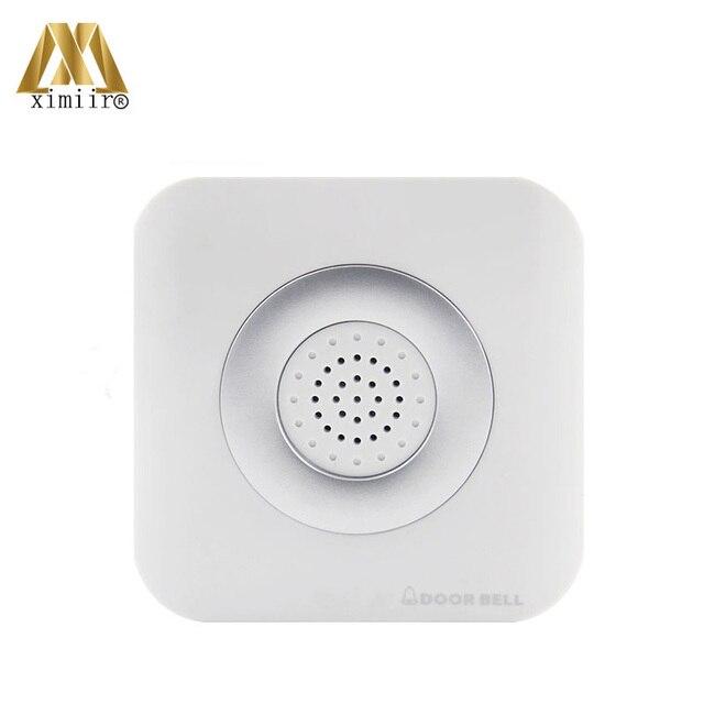 Горячая Распродажа, хорошее качество, проводной дверной звонок 12 В для безопасности, HXDB-03, дверной звонок с контролем доступа