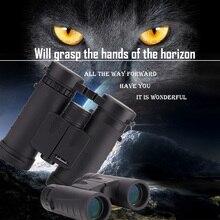 Best Buy Ledarnell 8×32 Compact Binoculars Telescope Bak4 Prism Optics Camping Binoculars Neck Strap Carry Bag Fredd shipping