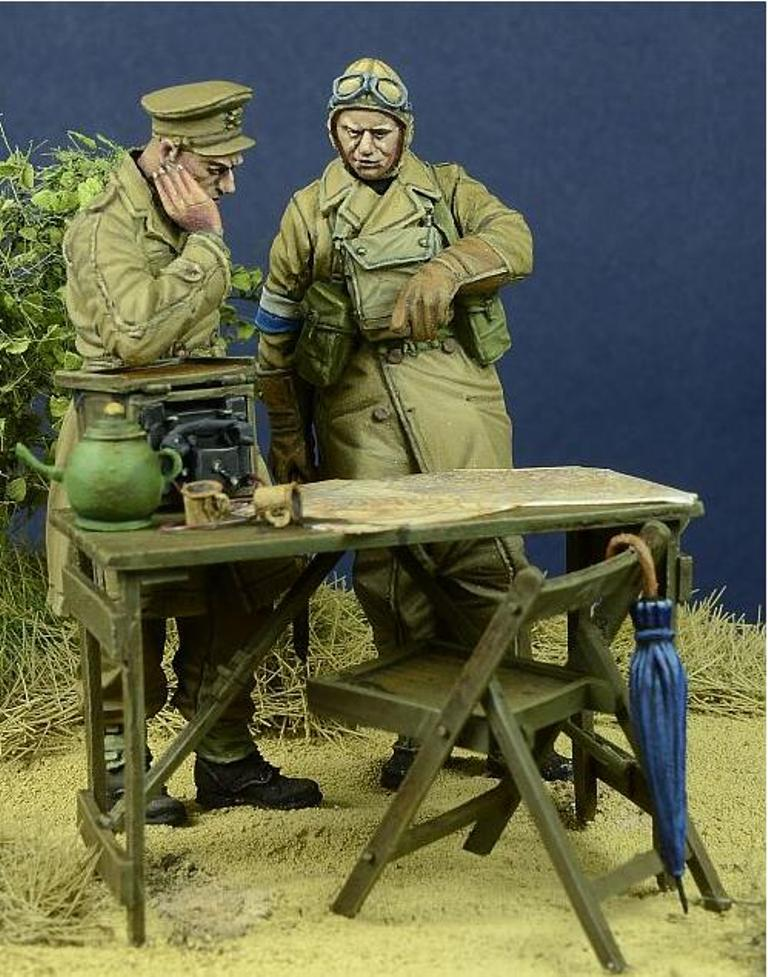 Assembly Unpainted Scale 1/35 WWII France Officer and Rider with Accessories, not map Historical toy Resin Model Miniature Kit 1 6 scale military accessories toy model wwii german metal