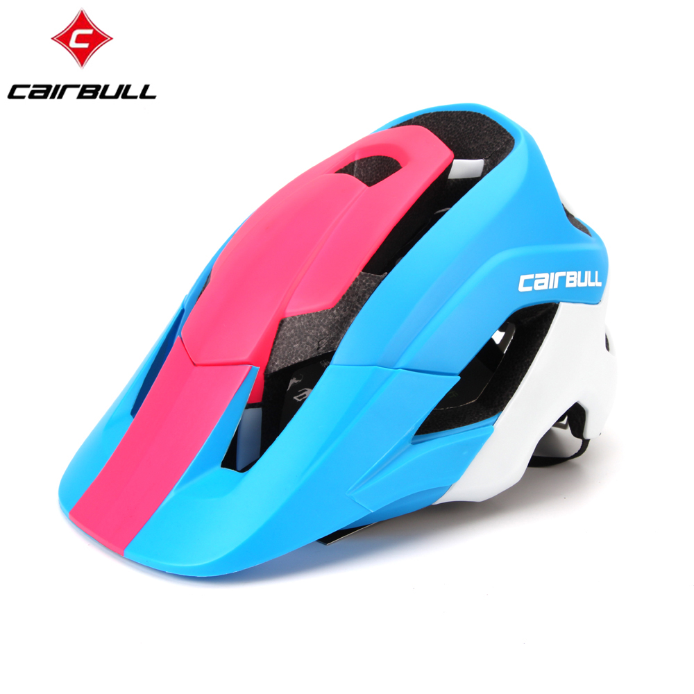 ФОТО CAIRBULL Bicycle Helmet EPS+PC Cover Aero cascos ciclismo Cycling Helmet Safe Ultralight Cap Integrall-Mold MTB Road Bike Helmet