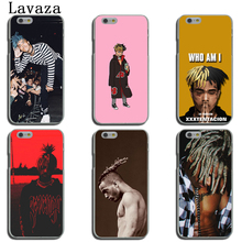 Lavaza Rap Singer XXXTentacion MC Phone Case for Apple iPhone XR XS Max X 8 7 6 6S Plus 5 5S SE 5C 4S 10 Cover 7Plus 8Plus Cases