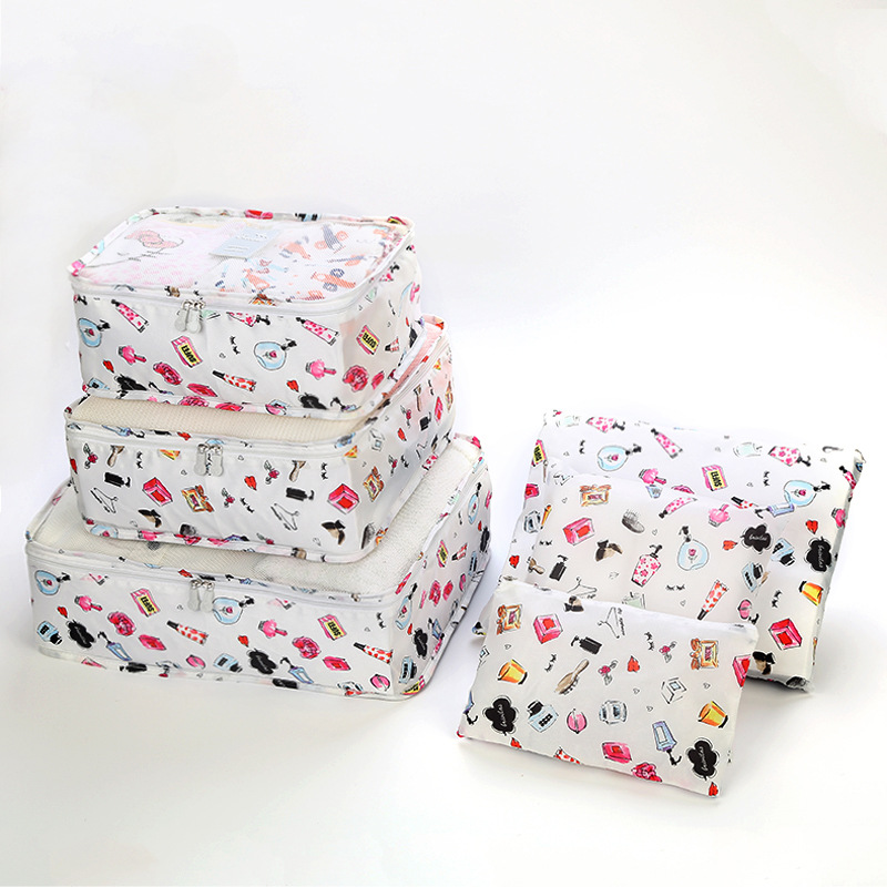 Packing Storage-Bags Suitcase Luggage-Organizer Laundry-Bag Portable Tidy-Pouch Travel