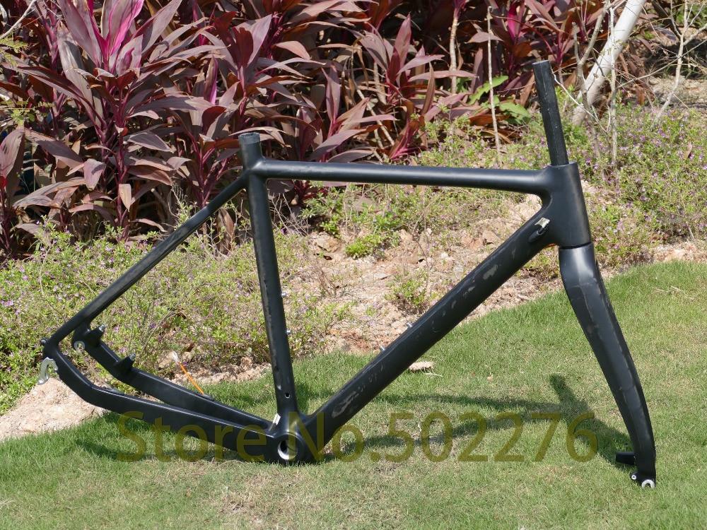 UD/3 karat Carbon Glänzend Matt Radfahren Cyclocross Rennrad kreuz ...
