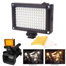 Фотографический светильник ing 112 led двухцветный 3200k 5600k