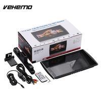 Vehemo цифровой светодиодный Экран 11,6 дюйм(ов) монитор Автомобильная электроника монитор ультра тонкий легкий автомобиля HD