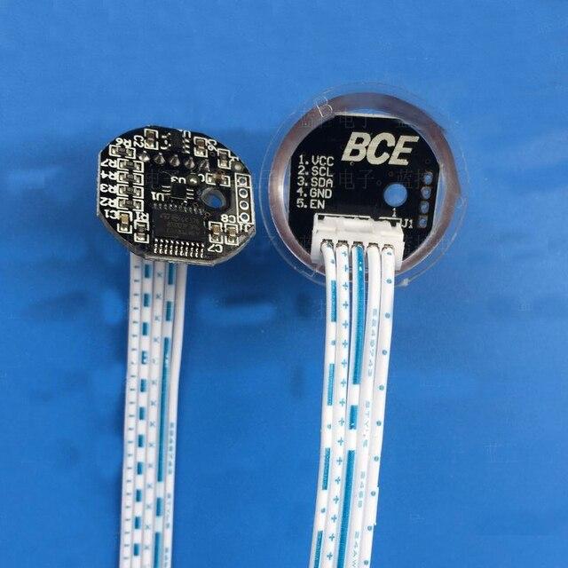 Frete grátis 0 200000lux sensor de intensidade de luz iluminação i2c digital sensor de intensidade de luz módulo de luz sensor