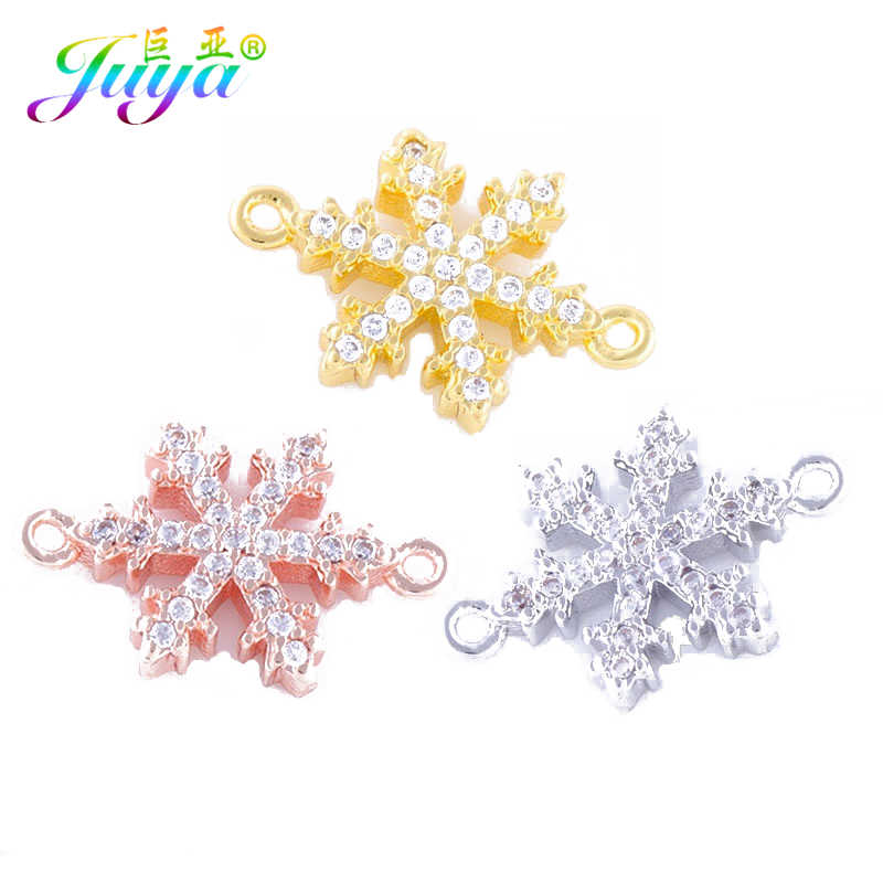 4051118c41 Wholesale 6pcs/lot Gold/Silver DIY Connector Charms Jewelry Accessories For  Women Kids Charm Bracelets Dangle Earrings Making