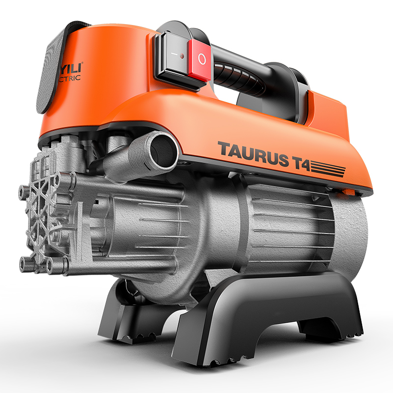 4420g Ac 220v Induction Motor High Pressure Cleaner