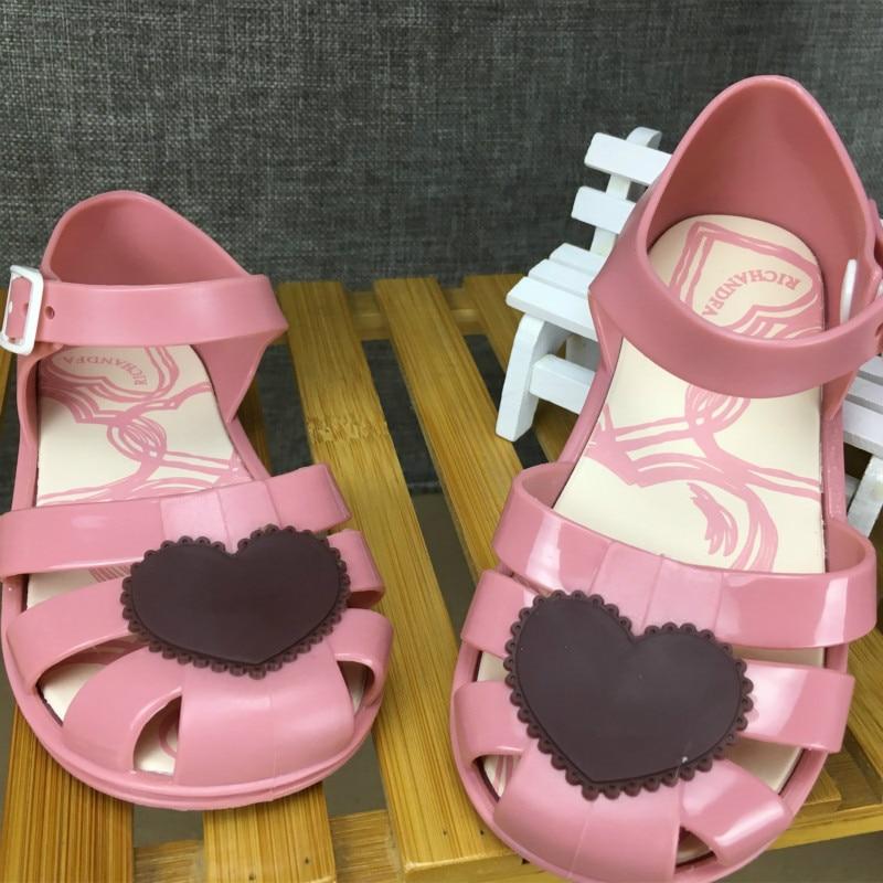 Super New arrival 1 pair Girl Children Sandals shoes, super quality Kids childs princess Summer Shoes