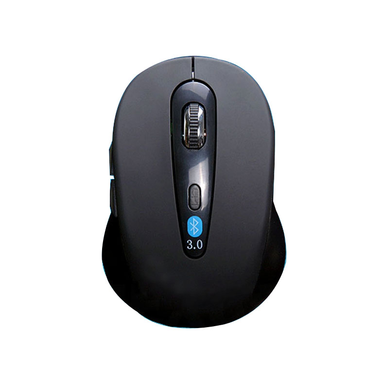 Mini Wireless Optical Bluetooth 3.0 Mouse 1600 DPI 6D Gaming Mouse for Laptop Notebook Computer GDeals image