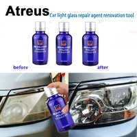 Atreus For Mercedes benz W204 W203 W211 AMG Mini cooper Skoda octavia a5 Car LED Headlight Renewal Repair Polishing Agent Clean