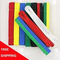 Standard Taekwondo Road With Divisa Level Belt Taekwondo Belt Tkd Belt Martial Arts Karate Belts Judo
