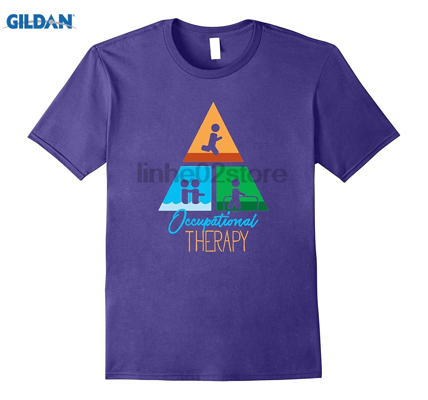 GILDAN Occupational Therapy T-Shirt Recovery Physical Therapist Tee Mothers Day Ms. T-sh ...