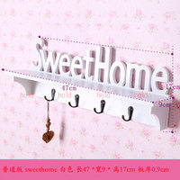Hook Originality Personalized Lovely Towel Coat Hat Holder Cute Cloud Wall Door Kitchen Hanging Density Board Superior Quality