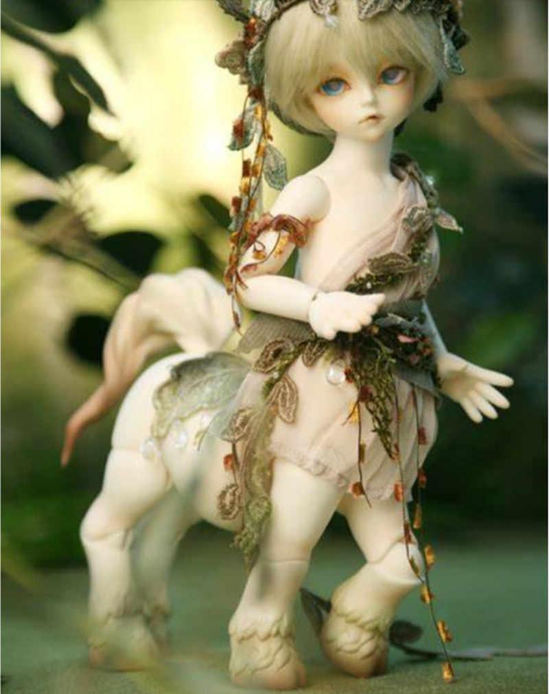 BJD кукла 1/6 алоа-сов-кентавры Кукла шарнирная кукла бесплатные глаза Бесплатная доставка