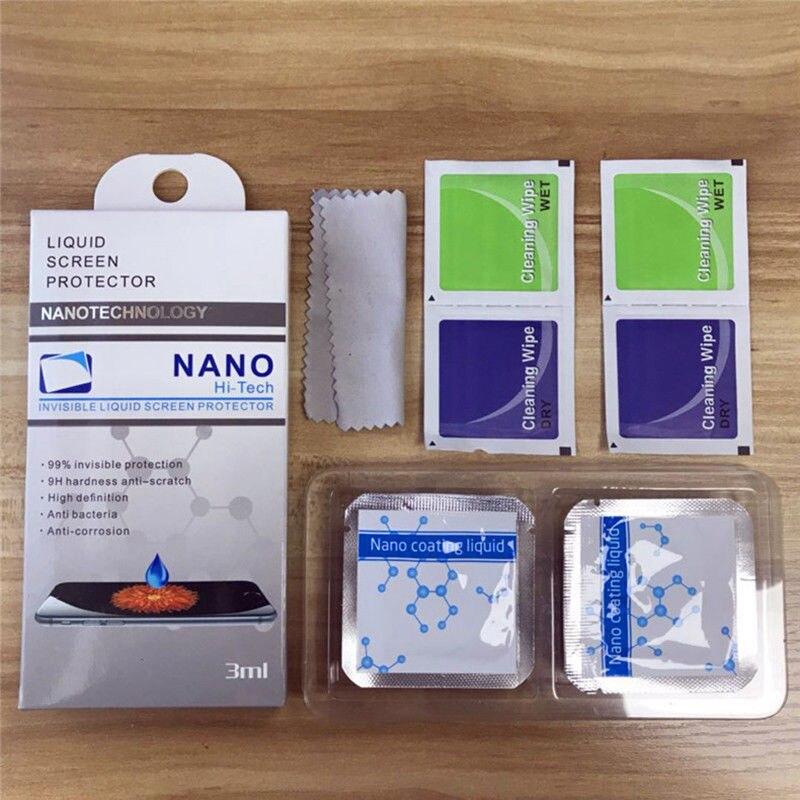 9H NANO Liquid 3ML Screen Protector for All Phone Huawei iph