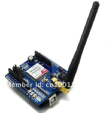все цены на  SIM900 GSM/GPRS shield for Arduino - IComSat v1.1  онлайн
