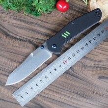 Ganzo G7562 Firebird F7562 58-60HRC 440C лезвие складной Ножи Открытый выживания инструмент Отдых на природе Охота Карманный Ножи тактический EDC инструмент
