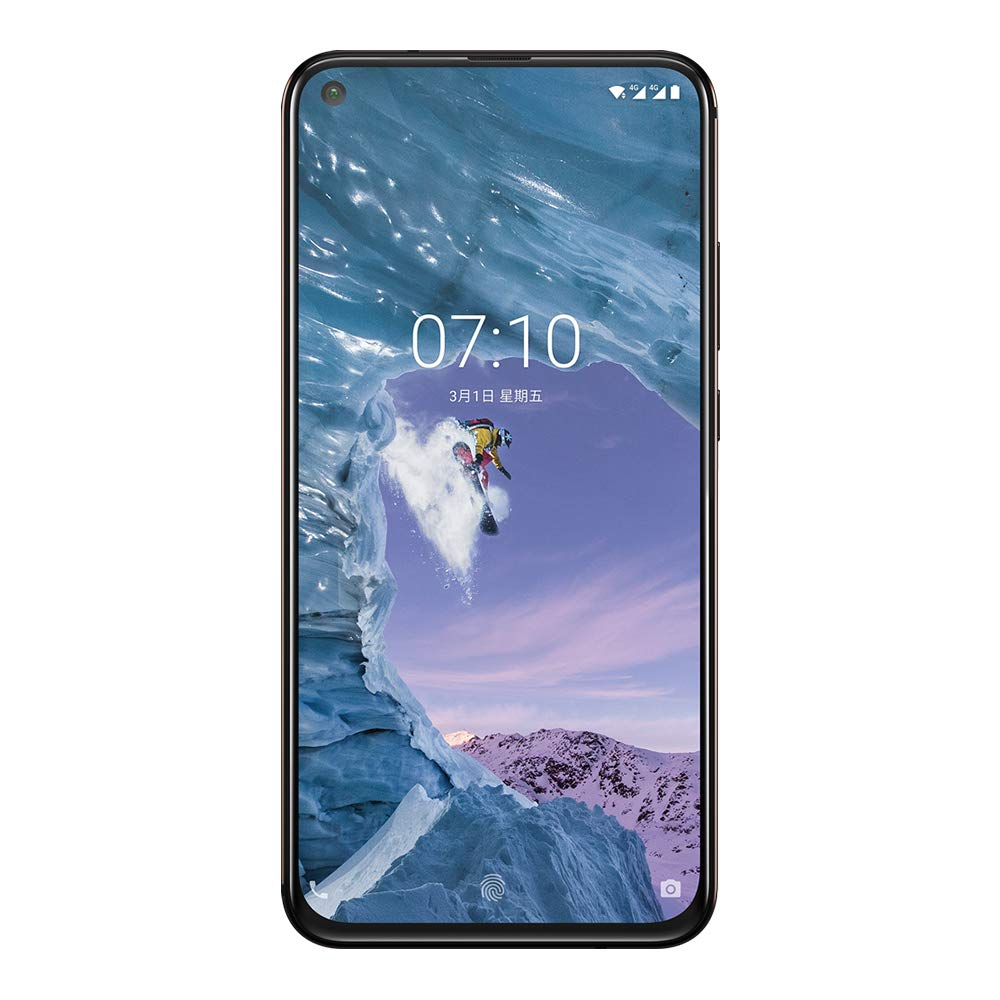 """Original Nokia X71 6GB RAM 128GB ROM Mobile Phone 6.39"""" Snapdragon 660 Octa Core Android 9 48MP Camera Fingerprint 4G Smartphone-in Cellphones from Cellphones & Telecommunications    2"""