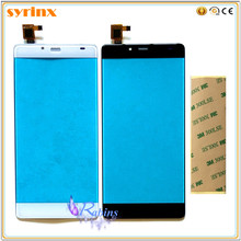 "SYRINX 5.2 "" Mobile Phone For Elephone S3 Touch Screen Panel Digitizer Sensor Touch Front Glass Touchscreen 3M Stickers"