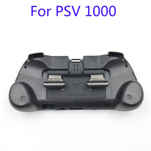 Image 5 - L3 R3 Matte Hand Grip Handle Joypad Stand Case with L2 R2 Trigger Button For PSV1000 PSV 1000 PS VITA 1000 Game Console