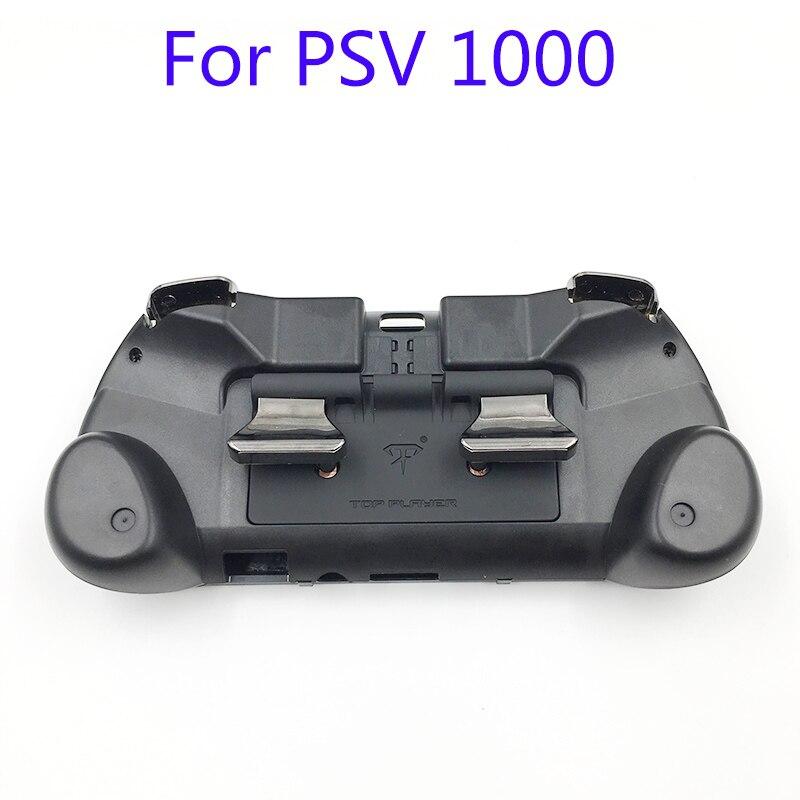 L3 R3 mat poignée poignée Joypad Stand Case avec L2 R2 bouton de déclenchement pour PSV1000 PSV 1000 PS VITA 1000 Console de jeu - 6