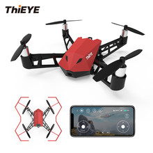 THiEYE Dr.X Mini Drone With Camera HD 1080P Camera APP RC High Lever Flight Stability Quadcopter Helicopter Micro Pocket Drone