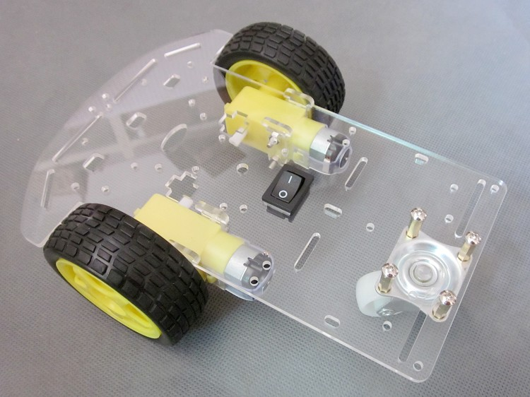 A01 Smart car chassis/tracing/obstacle avoidance/remote control/speed tracking robot competition path planning and obstacle avoidance for redundant manipulators