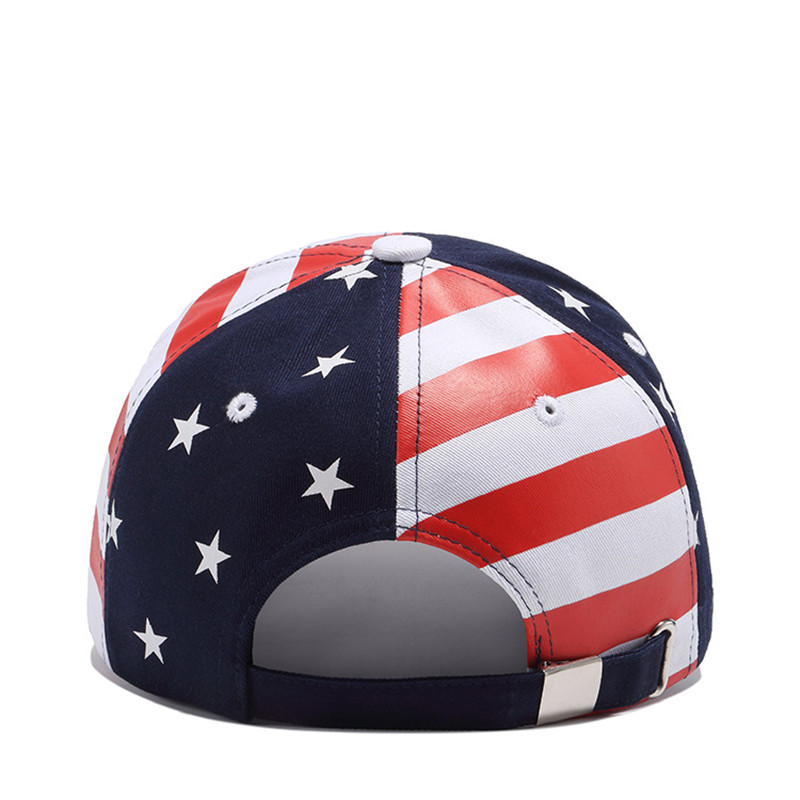 Wuke Brand Νέες ΗΠΑ Μπέιζμπολ Cap Αμερική - Αξεσουάρ ένδυσης - Φωτογραφία 3