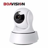 HD 720P 1 0MP WIFI PTZ IP Camera IR Cut NightVision Two Way Audio CCTV Security