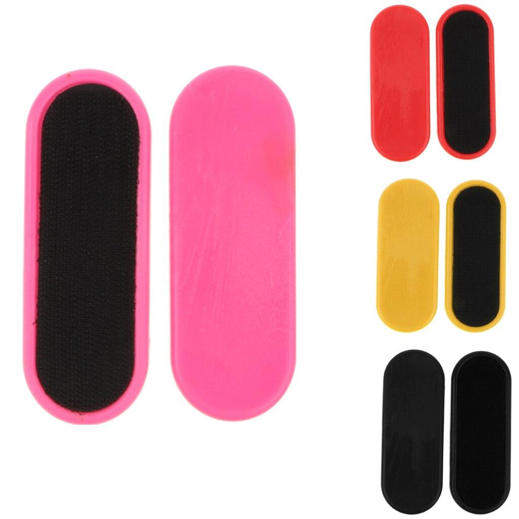 1 Paar Ersatz Slider Block Für Skateboard Longboard Schiebe Handschuhe Outdoor Skating Hände Palm Schutz Pucks SorgfäLtige Berechnung Und Strikte Budgetierung