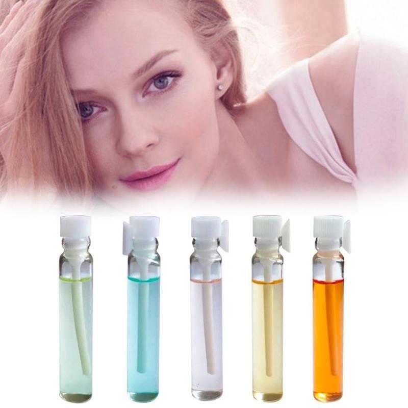 3ml Pheromone Perfume Long Lasting Flower Fragrance For Women Attract Men Random Color