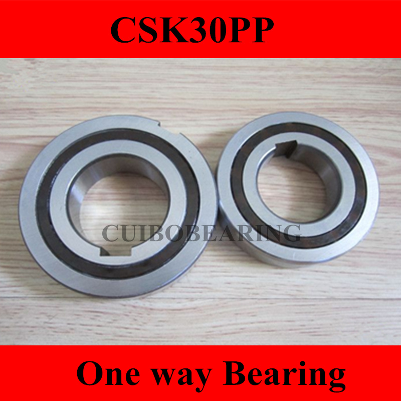 CSK12PP One way Bearing with Keyway Clutch//Backstop//Key