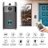 Smart IP Video Intercom WI FI Video Phone Door Bell WIFI Doorbell Camera For Apartments IR Alarm Wireless Security Camera