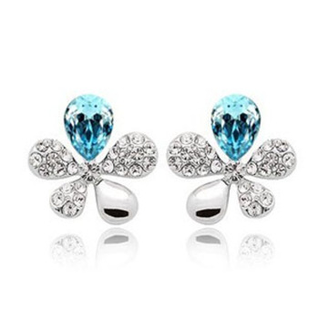 Flower Stud Earring 2