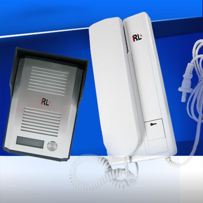 Doorphone Roule Waterproof 2 Wires Talkback Doorbell House