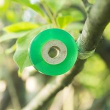 Садоводство привязать ремень фрукты саженцы деревьев привитые обмотки пленки прививки ленты садовые инструменты