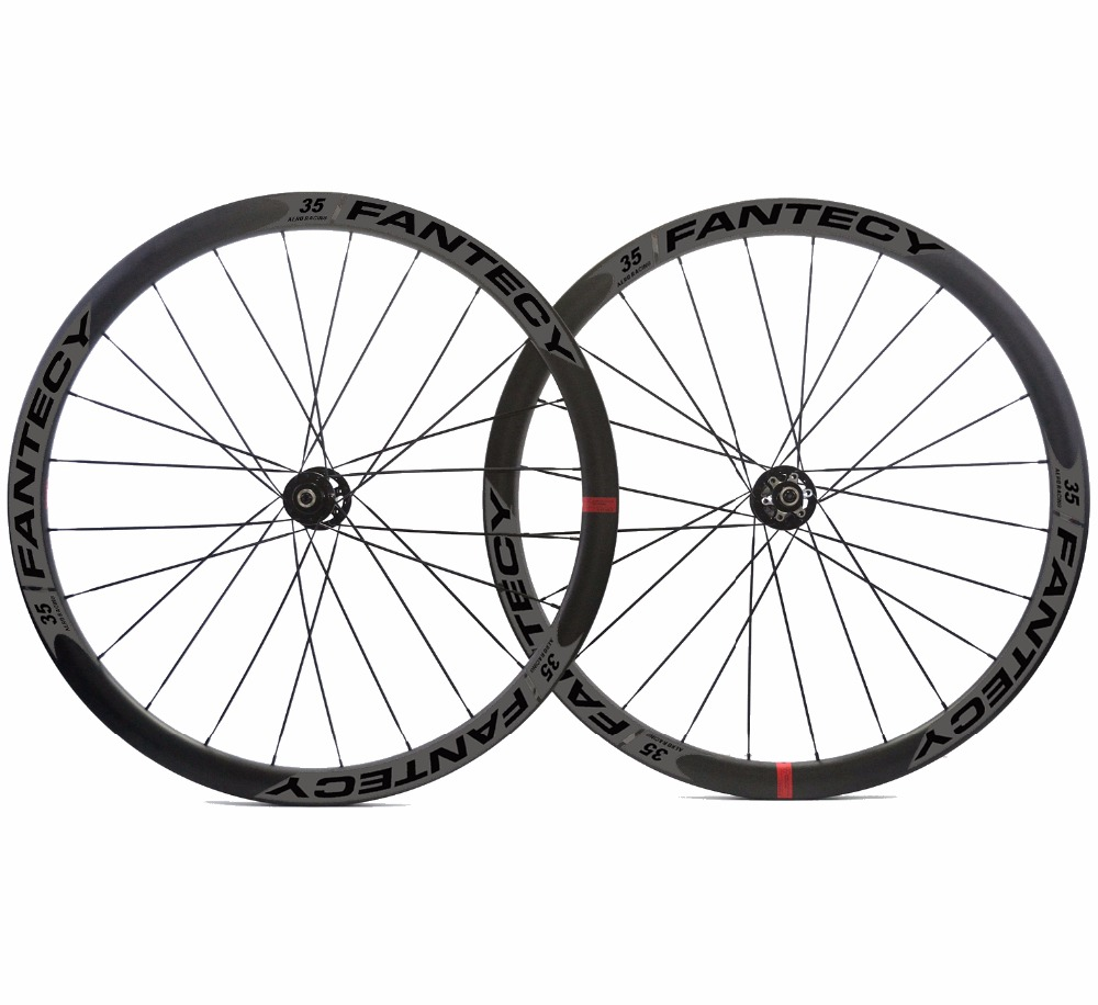 700C 38mm depth road bike disc brake carbon wheels 25mm width Clincher/tubular cyclocross  carbon wheelset with Novatec hub стоимость
