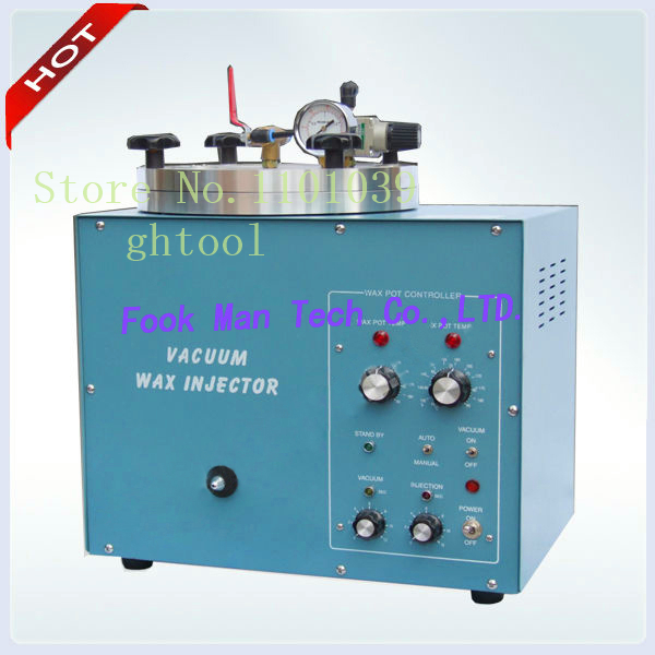 Free Shipping Jewelry Making Tools 3.1kg Wax Capacity Wax Injector Machine Jewelry Wax Injector 1pc/lot Ghtool