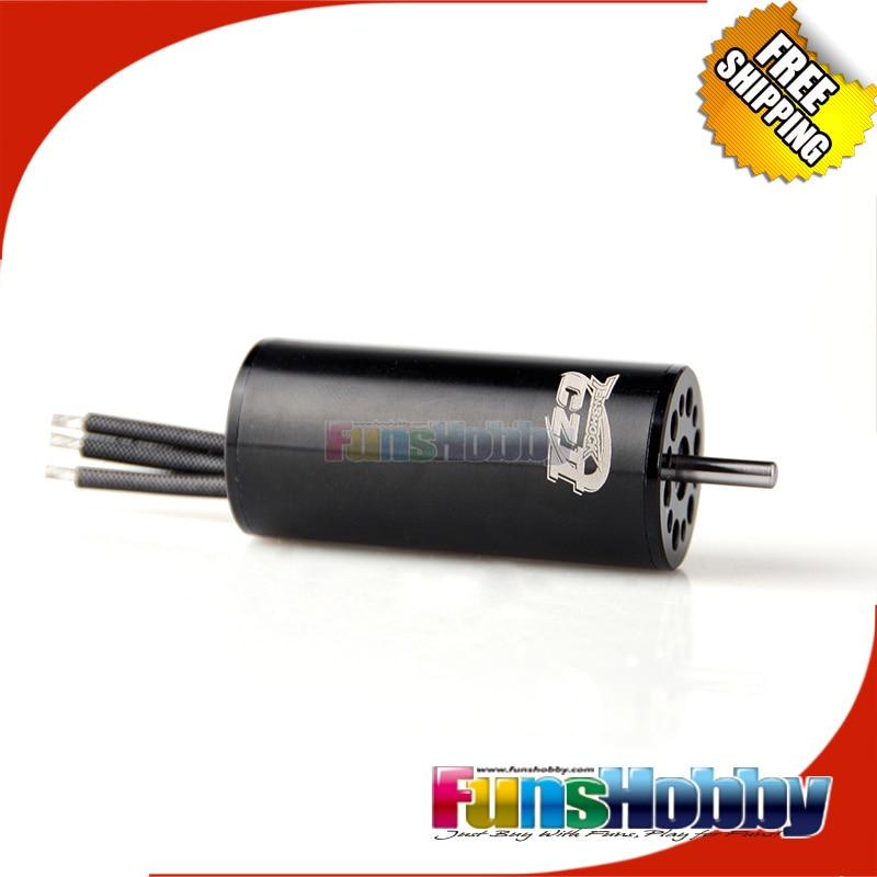 цена на Tenshock 4 Pole Brushless Motor CZII 1540 Cod.TS-CZ1540